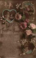 Litanies Des Filles à Marier (ekp 1401) - Femmes