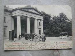 Oldenburg - Hauptwache  - Cannon - Military - PU 1905     D90890 - Oldenburg