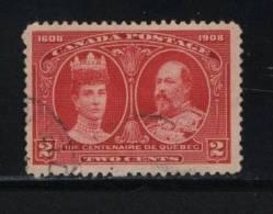 Canada Scott # 98  USED - 1903-1908 Reign Of Edward VII