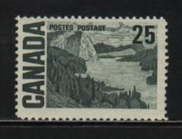 Canada Scott # 465 ( Z1 ) MNH - 1952-.... Règne D'Elizabeth II