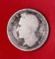 2 FRANCS  1840   LEOPOLD PREMIER ROI DES BELGES - 1831-1865: Leopold I