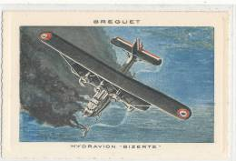 HYDRAVION  BIZERTE  BREGUET - - Avions