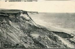 N°28418 -cpa Arromanches -les Falaises- - Arromanches