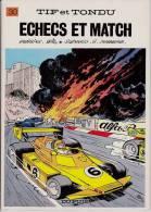Tif Et Tondu - Edition Originale Belge 1982 - Echecs Et Match N°30 - Tif Et Tondu