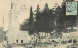 ALGER - CIMETIERE MUSULMAN ET MARABOUT - Algerien