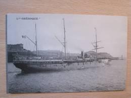 L'Orenoque - Dampfer