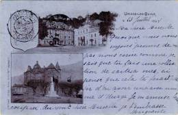 Uriage-les-Bains (Cpa Précurseur) (Château De Vizille) - Uriage