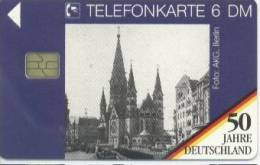 Germany Chip Phonecard, O.1920 09.94  50 Jahre Deutschland,mint - Alemania
