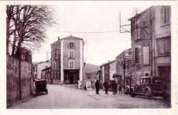 Panissières – Place Dorian - France