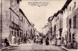 Saint-Paulien – 2113 La Grande-Rue (aspect Sud) - France