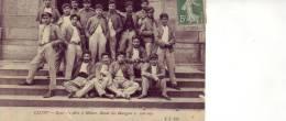 71-CLUNY ECOLE DES ARTS ET METIERS BANDE DES BOURGUIN S - Cluny