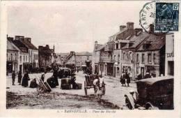 Barneville – Place Du Marché - Barneville