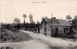 Quettreville – La Gare (train) - France