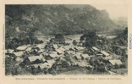 Frontiere Sino Annamite Village De Soc Giang Cercle De Cao Bang Edit Taupin 3069 - Vietnam