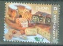 SI 2005-537 EUROPA CEPT, SLOVENIA, 1v, MNH - Ernährung