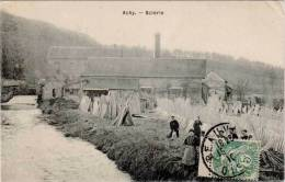 Achy - Scierie - Autres Communes