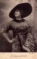 ACTRICE / ACTRESS : GILDA DARTHY - PHOTO FÉLIX / EDITION PATHÉ FRÈRES - ANNÉE ~ 1910 (n-077) - Theater