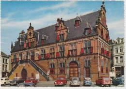 Nijmegen-Waaggebouw: BMW/ISO ISETTA, RENAULT 4, SIMCA ARONDE 1300, FIAT 600,3x VW KÄFER/COX/KEVER & 1500 - Passenger Cars
