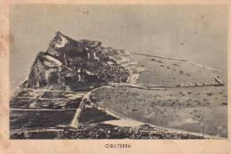 Cartolina B/N GIBILTERRA - Gibraltar