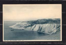 34868    Regno  Unito,    Isle  Of  Wight   -  Album  Bay  -  The  Coloured Cliffs,  NV(scritta) - Inghilterra