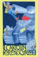 [DC1284] CARTOLINEA - IL CARTOLINIERE DI SCARABEI - MOSTRA DI CARTOLINE - TORINO 2009 - Eventos
