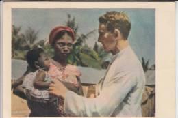 MISSION - Steyler Accra-Mission, Misssionar Auf Familienbesuch - Missionen