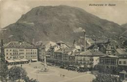 Bolzano Waltherplatz In Bozen  Edit J. Gugler 1909 No 29 - Bolzano (Bozen)
