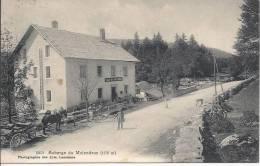 L831 - Auberge Du Molendruz - VD Vaud