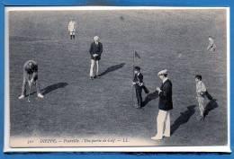 76 - DIEPPE --  Pourville - Une Partie De Golf - Dieppe