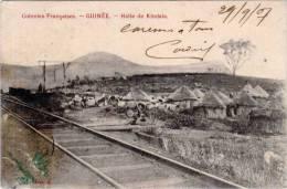 Guinée – Halte De Kindaia (chemin De Fer) - Guinée Française