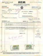 Gand - 1958 - SEM - Société D'électricité Et De Mécanique - Électricité & Gaz