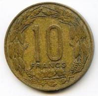 """10 Francs """"CAMEROUN""""""""  1961 - Cameroun"""