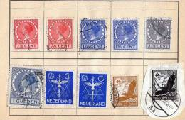 Europa Marken Gestempelt - Briefmarken