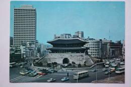Namdae Mun Gate Seoul Treasure N°1 Korea - Corea Del Sud
