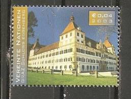 UN. Vienna. Scott # 335,41 MNH.  Definitive Issue. 2003-04 - Wien - Internationales Zentrum