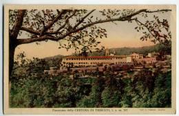 Trisulti: Certosa Di Trisulti - Panorama - Altre Città