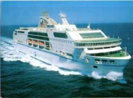 BATEAU DANIELLE CASANOVA-SNCM -CRUISE FERRY - Ferries