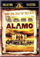 "John Wayne - Richard  Wildmark - "" ALAMO ""  - DVD Neuf Sous Blister - Western/ Cowboy"
