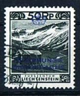 1932  Timbre De Service  50 Rp Perf 11,5 - Official