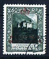 1932  Timbre De Service  60 Rp Perf 11,5 - Official