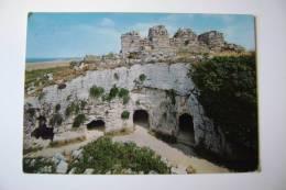 SIRACUSA    CASTELLO CASTLE   SICILIA  VIAGGIATA CONDIZIONI FOTO - Siracusa