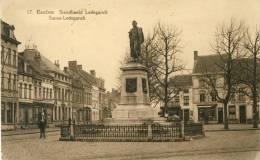 Eeklo - Standbeeld Ledeganck  ( Verso Zien  ) - Eeklo