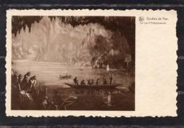 """34892   Belgio,       Grottes  De  Han  -  Le  Lac  D""""Embarquement,  NV - Rochefort"""