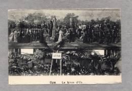 "34897   Belgio,   Spa  -  Le  Livre  D""Or,  NV - Spa"