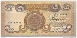 Iraq - Banconota Circolata Da 1000 Dinari - Iraq