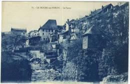 1 CPA La Roche Sur Foron - La Roche-sur-Foron