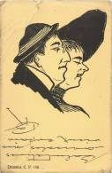 ILLUSTRATEUR LITUANUS C.P. N°148 BERLIN ALLEMAGNE DEUTSCHLAND 1907 - Illustrateurs & Photographes