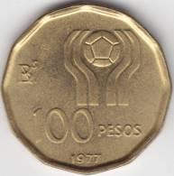 @Y@  Argentienië  100 Pesos  1977  AUNC (C239) - Argentine