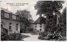 61-ARGENTAN-Institution Jeanne D´Arc-Cour De Récréation- - Argentan