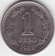 @Y@  Argentienië   1 Peso   1962  UNC (C246) - Argentine
